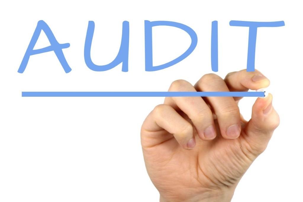 Audit - Handwriting image